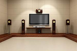 Great Home Theater Room