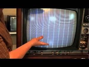 Understanding The Basics Of 1960 U0026 39 S Color Tv Set