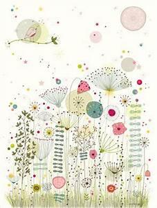 les 227 meilleures images a propos de broderies tableaux With affiche chambre bébé avec basket broderie fleurs