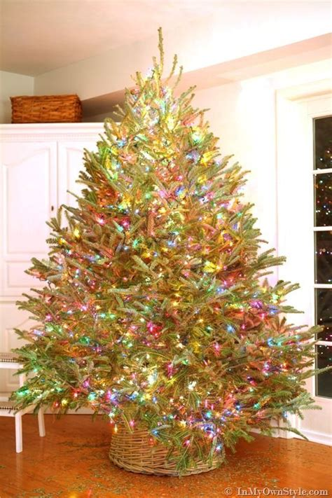 next christmas trees with lights great tips on lighting your tree will to try these next year ideas