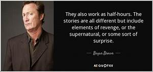 TOP 9 QUOTES BY... Supernatural Element Quotes