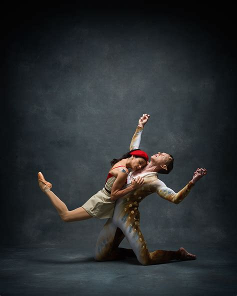 46th Anniversary Season Of The Lar Lubovitch Dance Company