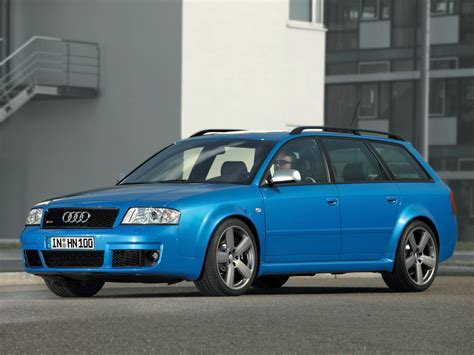2004 Audi Rs6 Avant Plus Side Angle 1920x1440 Wallpaper