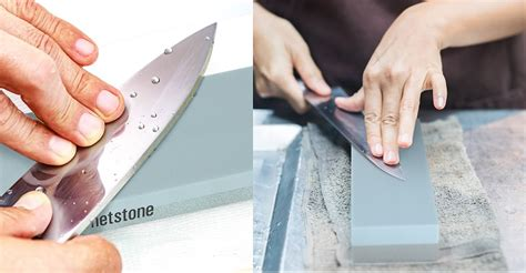 where to get kitchen knives sharpened dual sided whetstone sharpener and polishing tool 11 03