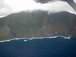 On to Molokai 03 Molokai has the tallest sea cliffs in the