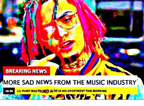 Breaking News More Sad News From The Music Industry 1836
