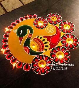 The 25+ best Diwali rangoli ideas on Pinterest Rangoli