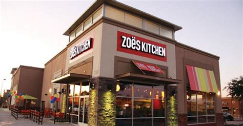 Zoe's Kitchen Set To Open At Homestead Village  The