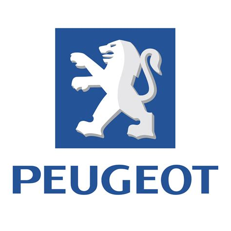 Logo Peugeot by Peugeot Logos