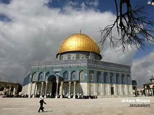 Islamic wallpapers: Masjid al Aqsa