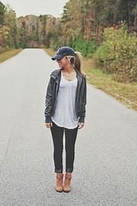 Best 25+ Baseball hat outfits ideas on Pinterest | Outfits with baseball caps Baseball cap ...