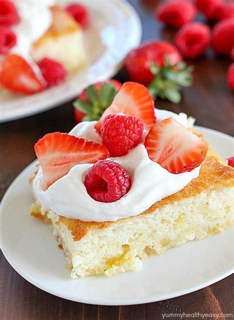 light fruit desserts 20 lightened up easter desserts healthy