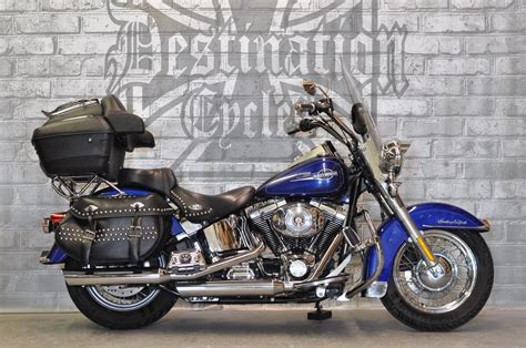 heritage softail classic sold