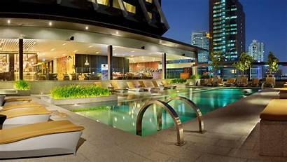 Hilton Hotel Doubletree Thailand Hotels Bangkok Travel