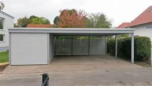Aluminium Carport Mit Abstellraum : reihencarport und carports mit seitlichem abstellraum carporthaus ~ Markanthonyermac.com Haus und Dekorationen