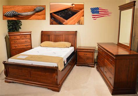 Amish Bedroom Furniture Michigan