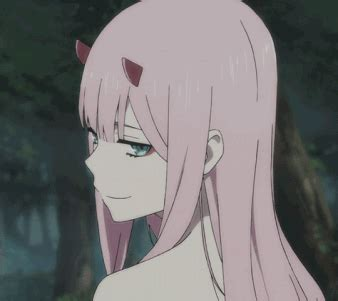 Add a photo to this gallery. zero two pfps   Tumblr