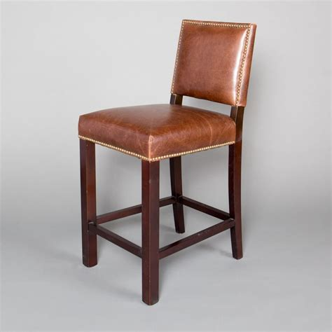 leather counter chairs winston leather counter stool shopping the o jays and 3698