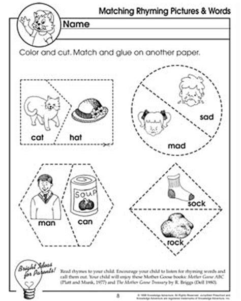 images  kindergarten responsibility worksheets