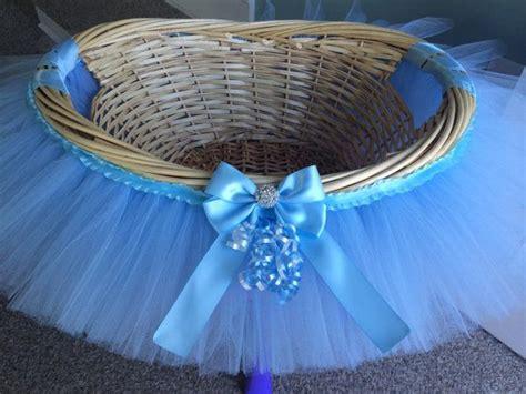 cinderella inspired tutu basket tutu gift basket tutu