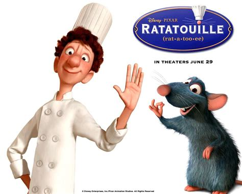 Ratatouille The Movie Wallpaper Hd Wallpapers