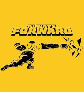Luke Cage  Always Forward  U2013 Lionsoul Designs
