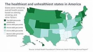 This is the most unhealthy state in America - MarketWatch