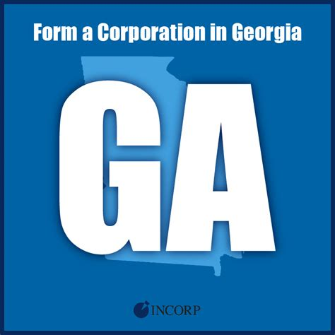 incorporate  georgia georgia incorporation services