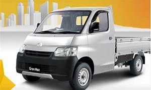 Harga Daihatsu Gran Max Pick Up 2017  Spesifikasi Dan