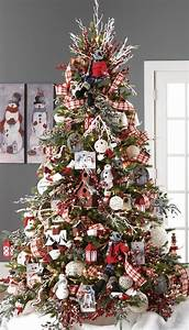 Trends to decorate your Christmas tree 2017 - 2018 ...