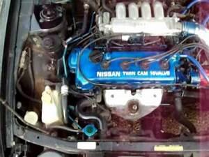 91 Nissan Sentra Ga16de Short Ram Intake