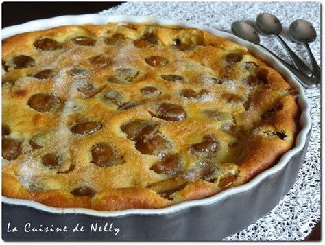 livre de cuisine de laurent mariotte clafoutis aux mirabelles recette de laurent mariotte recette