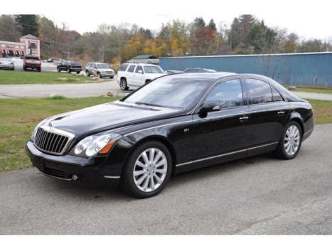 how cars engines work 2007 maybach 57 free book repair manuals 2007 maybach 57s cars for sale