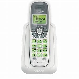 Amazon Com   Vtech Cs6114 Dect 6 0 Cordless Phone With