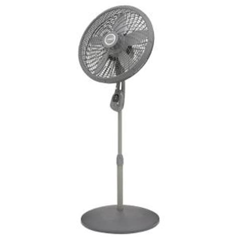 remote control pedestal fan lasko adjustable height 18 in oscillating pedestal fan