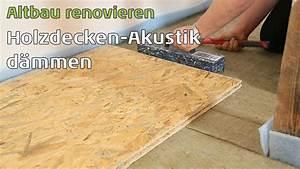 Schiefen Holzboden Ausgleichen : trittschalld mmung auf holzdecken wie verbessere ich die akustik h uschen in 2019 ~ A.2002-acura-tl-radio.info Haus und Dekorationen