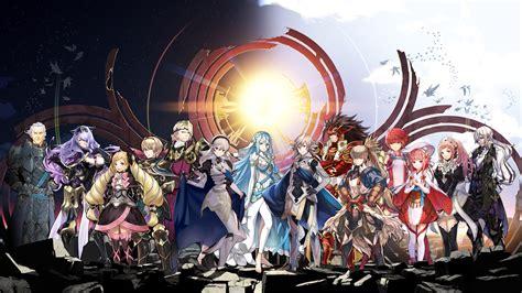 Azura Fire Emblem Wallpaper Fire Emblem Fates X Heroes Full Hd Wallpaper And Background Image 2667x1500 Id 885069