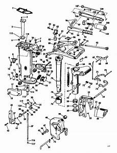1971 Mercury 9 8 Outboard Parts Diagram