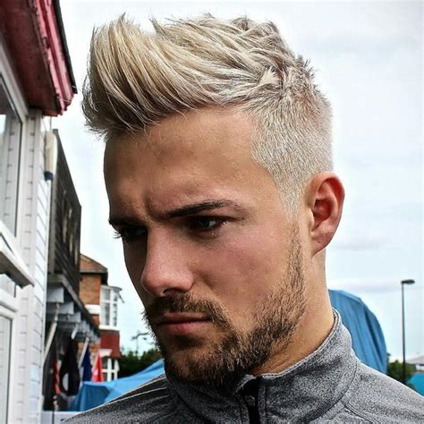 Top Tips For Men Thinking Of Dying Their Hair Blonde