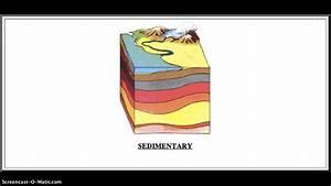 Sedimentary Rock Formation Animation - YouTube