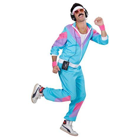 verkleidung 80er 80er jahre kost 252 m trainingsanzug jogginganzug verkleidung mode s 42 44 ebay