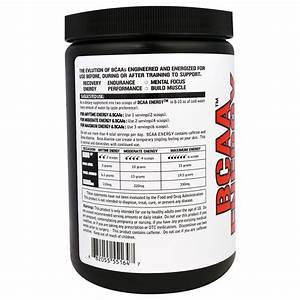 Evlution Nutrition  Bcaa Energy  Fruit Punch  10 2 Oz  288 G