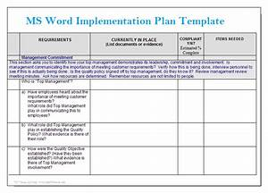 implementation plan template powerpoint gallery template With wildlife management plan template