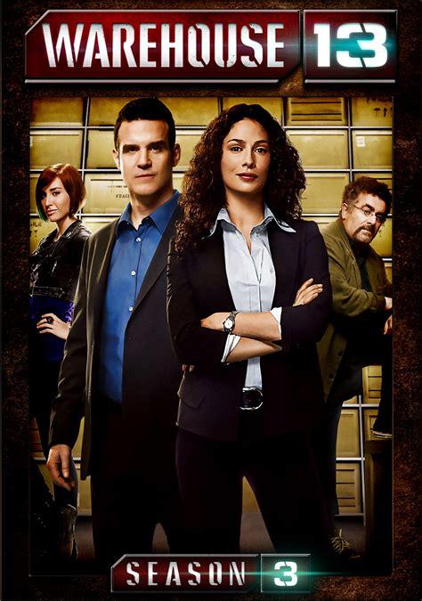 warehouse tv series poster fanart 2009 season claudia imdb allison episodes recommended viewing drama donovan