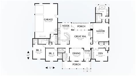 Cape Cod House Plan 1230 The Renville: 2367 Sqft 3 Beds