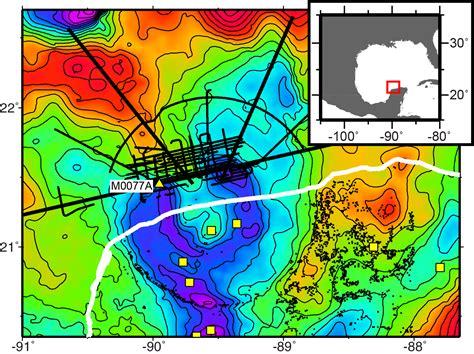 Iodp Eso • Proc Iodp, Expedition 364, Chicxulub Drilling