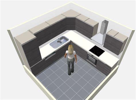 cuisine plus plan de cagne 8 plans de cuisines pour une pièce carrée cuisine plus