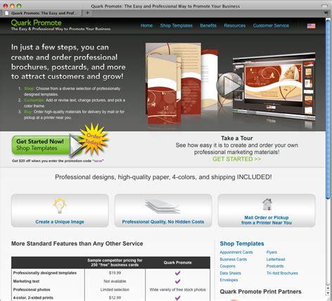 Quarkxpress Templates Free by Quark Selling Design Templates Printing To Small