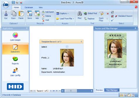 Asure Id Templates by Canon Software Applications