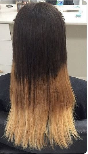 mane interest   ombre color save